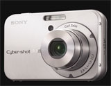Sony Cyber-shot N1 offers 3.0 inch touch-screen - Digital cameras, digital camera reviews, photography views and news news