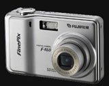 Fujifilm announces 5.1 Megapixel FinePix F460 - Digital cameras, digital camera reviews, photography views and news news