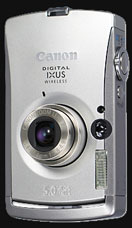 Canon's PowerShot SD430 / Digital IXUS Wireless - Digital cameras, digital camera reviews, photography views and news news