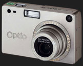 The tiny Pentax Optio S4, now with 4 megapixels - Digital cameras, digital camera reviews, photography views and news news