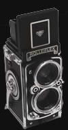 Minox unveils MiniDigi Rolleiflex twin lens camera - Digital cameras, digital camera reviews, photography views and news news