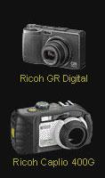 Ricoh updates GR Digital & Caplio 400G firmware - Digital cameras, digital camera reviews, photography views and news news