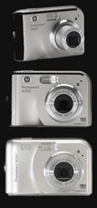 HP expands its M-series Photosmart digital cameras - Digital cameras, digital camera reviews, photography views and news news