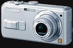 Panasonic 5-megapixel 3x optical zoom DMC-LS2 - Digital cameras, digital camera reviews, photography views and news news