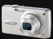 New Panasonic DMC-FX01 features MEGA O.I.S. - Digital cameras, digital camera reviews, photography views and news news