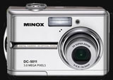 The new Minox DC 5011: an ideal all-round camera - Digital cameras, digital camera reviews, photography views and news news
