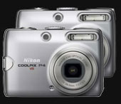 Nikon Coolpix P3 & P4 offer powerful performance - Digital cameras, digital camera reviews, photography views and news news