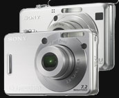 New Sony Cyber-shot DSC-W100 and DSC-W70 - Digital cameras, digital camera reviews, photography views and news news