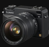 Panasonic's first digital SLR: the Lumix DMC-L1 - Digital cameras, digital camera reviews, photography views and news news