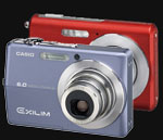 Casio launches colorful EX-Z600 and Z60 models - Digital cameras, digital camera reviews, photography views and news news