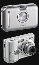 Sanyo announces the new Xacti E60 and S60 - Digital cameras, digital camera reviews, photography views and news news