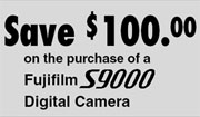 Fujifilm offers $ 100 mail-in rebate on the S9000 - Digital cameras, digital camera reviews, photography views and news news