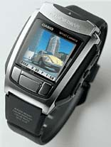 Casio's wristwatch digicams with color STN LCD - Digital cameras, digital camera reviews, photography views and news news