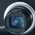 10 megapixel Canon G7 tops the Powershot series - Digital cameras, digital camera reviews, photography views and news news
