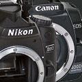 Canon Digital Rebel XTi / 400D vs. Nikon D80 - Digital cameras, digital camera reviews, photography views and news news