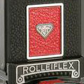 Minox limited edition Rolleiflex MiniDigi in Italian red - Digital cameras, digital camera reviews, photography views and news news