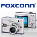 Foxconn releases 12Mp DS-C350 digital camera - Digital cameras, digital camera reviews, photography views and news news