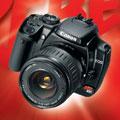 Canon Rebel XTi / EOS 400D firmware 1.1.0 - Digital cameras, digital camera reviews, photography views and news news