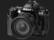 Click here to read the press release and full specifications on the new Nikon D100