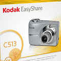 Kodak EasyShare C513 with own CMOS Sensor - Digital cameras, digital camera reviews, photography views and news news
