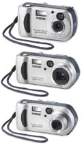 Click here to read the press release and specifications on the Sony  Cybershot DSC-P31,DSC-P51 & DSC-P71