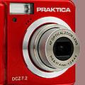 Pentacon unveils 7 megapixel Praktica DCZ 7.2 - Digital cameras, digital camera reviews, photography views and news news