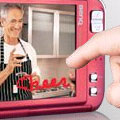 """BenQ unveils T800 with 3"""" LCD touch screen - Digital cameras, digital camera reviews, photography views and news news"""
