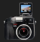 The Olympus CAMEDIA C-5060 WIDE ZOOM - Digital cameras, digital camera reviews, photography views and news news