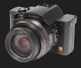 Panasonic's new Lumix DMC-FZ10 offers 12x zoom - Digital cameras, digital camera reviews, photography views and news news