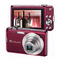 Casio introduces new Exilim digital cameras at CES - Digital cameras, digital camera reviews, photography views and news news