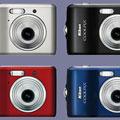 Nikon announces compact Coolpix L16 and L18 - Digital cameras, digital camera reviews, photography views and news news