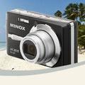 Minox unveils 8 megapixel DC 8011 digital camera - Digital cameras, digital camera reviews, photography views and news news