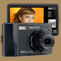 Pentacon launches 12 Megapixel Praktica 12-XS - Digital cameras, digital camera reviews, photography views and news news