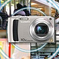 New Panasonic DMC-TZ50 wireless digital camera - Digital cameras, digital camera reviews, photography views and news news