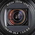 Compact Ricoh R10 features 7.1x optical zoom - Digital cameras, digital camera reviews, photography views and news news