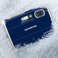 Take the Olympus 1050 SW for a dunk in the pool - Digital cameras, digital camera reviews, photography views and news news