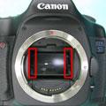 Canon EOS 5D service notice on mirror detachment - Digital cameras, digital camera reviews, photography views and news news