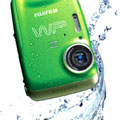 Fujifilm launches the waterproof Finepix Z33WP - Digital cameras, digital camera reviews, photography views and news news