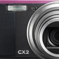 Ricoh announces speedy 10 Megapixel CX2 camera - Digital cameras, digital camera reviews, photography views and news news