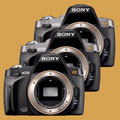 Sony A230 / A330 / A380 firmware update v 1.10 - Digital cameras, digital camera reviews, photography views and news news