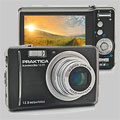 PRAKTICA introduces the 12 Mp luxmedia 12-Z5 - Digital cameras, digital camera reviews, photography views and news news