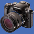 Samsung introduces NX10 hybrid digital camera - Digital cameras, digital camera reviews, photography views and news news