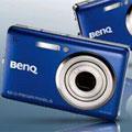 BenQ announces ther new E1240 Digital Camera - Digital cameras, digital camera reviews, photography views and news news
