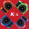 Pentax US expands K-x digital SLR color palette - Digital cameras, digital camera reviews, photography views and news news
