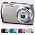 Casio launches colorful EXILIM Zoom EX-Z350 - Digital cameras, digital camera reviews, photography views and news news