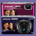 New Samsung 2View models ST600 and ST100 - Digital cameras, digital camera reviews, photography views and news news