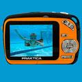 Praktica launches new waterproof DPix 5000WP - Digital cameras, digital camera reviews, photography views and news news