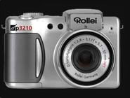 Rollei's new dp3210 features 10x optical zoom - Digital cameras, digital camera reviews, photography views and news news