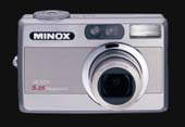 The new compact 5 Megapixel Minox DC 5211 - Digital cameras, digital camera reviews, photography views and news news