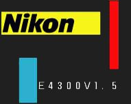 Click here to go to the Nikon Coolpix 4300 firmware update 1.5 download pages